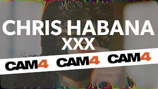 FIRST EVER CHRIS HABANA XXX CAM4 POP UP SHOP IN NYC!