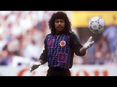 Download René Higuita, El Loco [Best Saves, Skills & Goals]