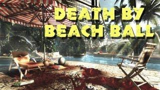 Death By Beach Ball (dead Island Co-op - Ep 3)