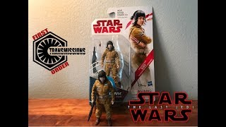 Star Wars The Last Jedi Rose Tico 3.75
