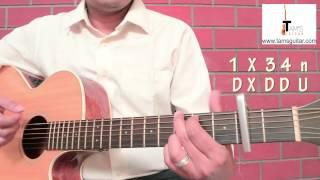 Mary Ann -Kalo Saheber Meye chords guitar lesson (www.tamsguitar.com)