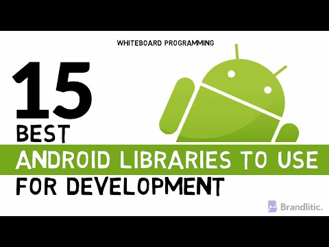15 Best Android Libraries For Developers | Top Android Libraries 2020