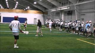 Southern Maryland Select Indoor Tryouts 2012