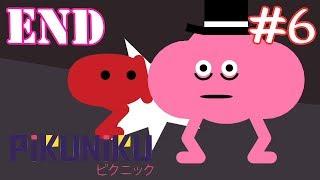 กอบกู้โลกด้วยเท้าเรา !! (END) | Pikuniku #6 ( Nintendo Switch )