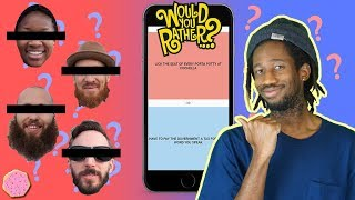 🖥️ Making The BEST Would You Rather App