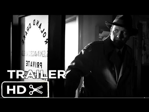 Noir Trouble Is My Business Feature Film Trailer