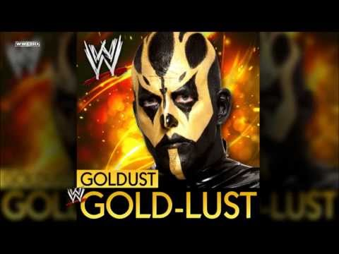 "WWE: ""Gold-Lust"" (Goldust) Theme Song + AE (Arena Effect)"