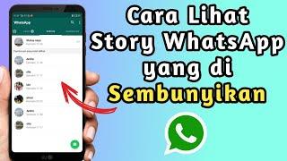 Download lagu Cara melihat story wa yang disembunyikan dari kita !