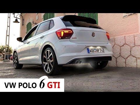 NOUVELLE VW POLO 6 GTI 2019, ENFIN UNE VRAIE GTI ?