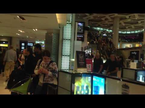 Ajmal Perfumes @ Abu Dhabi International Airport   Duty Free