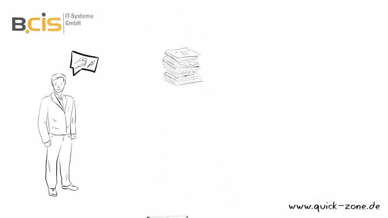 Download Dokumentenmanagement mit Quickzone for ELO