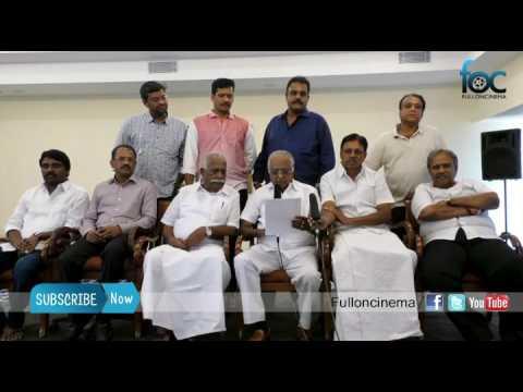 Tamilnadu Film Distributors Federation Video Statement Regarding Movie Release