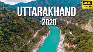 Uttarakhand Teaser 2020 | Cinematic Video | Drone Shots
