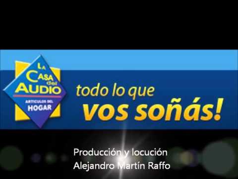 Spot Radial Para La Casa Del Audio Noviembre 2012 Youtube