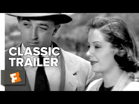 The Big Steal (1949) Official Trailer - Robert Mitchum, Jane Greer Movie HD
