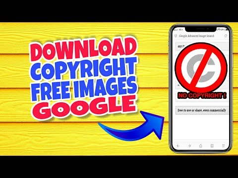 How To Download Copyright Free Images From Google /Android/Pc/Iphone #nocopyright