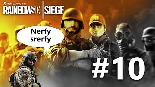 Never surrender! - Rainbow Six Siege multiplayer pl, R6 gameplay #10