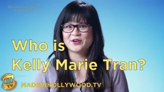Who is Kelly Marie Tran?