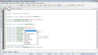 PHPWord - создание MS Word документов средствами PHP. Краткая документация