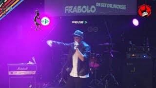 26 - Livorno Music Awards 2017 - Frabolo ft Dt. Noise - Volume  (live 4k)