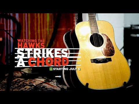 Watching the Hawks: Strikes a Chord