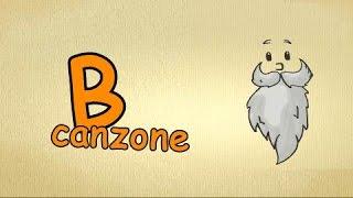 impara italiano per bambini | impara le lettere | Letera B canzone | come pronunciare la B
