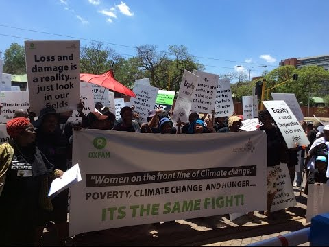 Climate Activists deliver memo to DEA