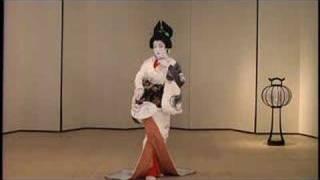 tamasaburo kabuki dance