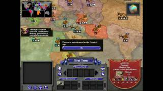 Jugando a Rise of Nations Gold Edition Parte 1 - Conquista del Mundo