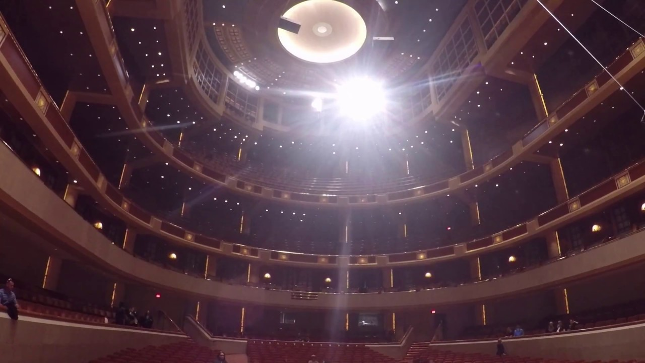 A Night at the Meyerson 2018 - YouTube