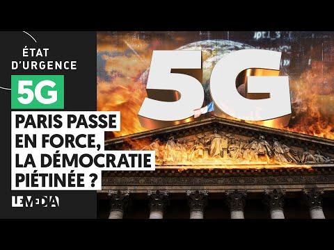 5G : PARIS PASSE EN FORCE, LA DÉMOCRATIE PIÉTINÉE ?