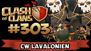 CLASH OF CLANS #303 ★ LAVALONIEN ANGRIFF ★ Let's Play COC ★ | German Deutsch HD |