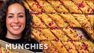 Farideh Makes Baklava: An Iconic Middle Eastern Dessert