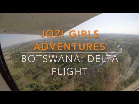 Botswana   Delta Flight