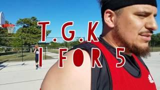 3 point shootout tgk vs gualanche episode 6