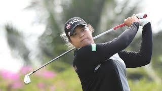 Ariya Jutanugarn Round 4 Highlights 2018 Blue Bay LPGA