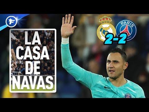 Keylor Navas a dégoûté le Real Madrid | Revue de presse