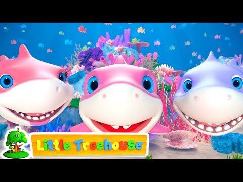Baby Shark Song, Old Macdonald, Johny Johny Yes Papa, Nursery Rhymes & Kids Songs - Little Treehouse