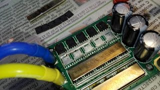 Sensored-HOBBYWING RC XERUN 4068 2250KV mexanizmi nazorat birlik ta'mirlash ta'mirlash va kichik bir mulohaza