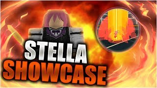 God Stella SHOWCASE | Roblox | Anime Cross 2 UPDATE