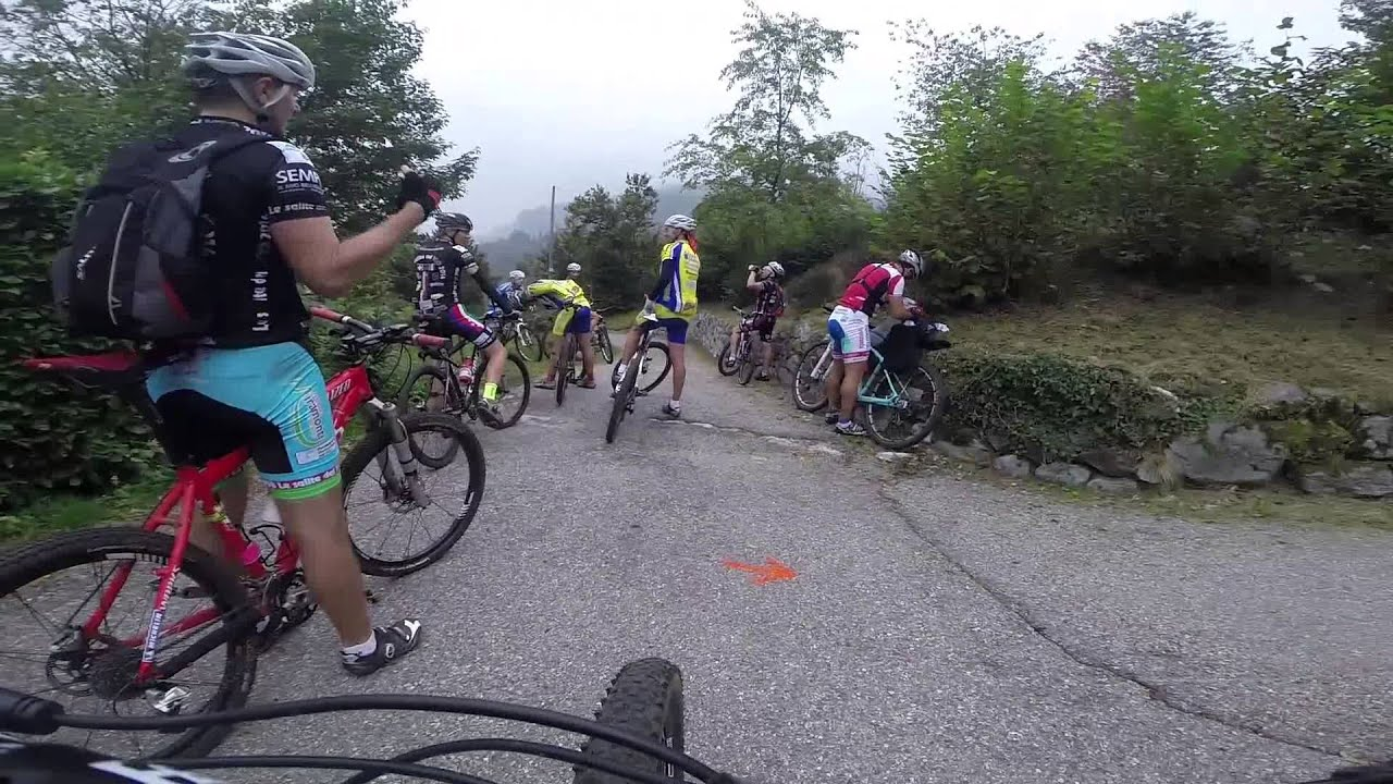 rivenditore online vendite all'ingrosso scarpe da corsa MTB - Giro intorno al Lago d'Orta - 04.10.2014 - YouTube