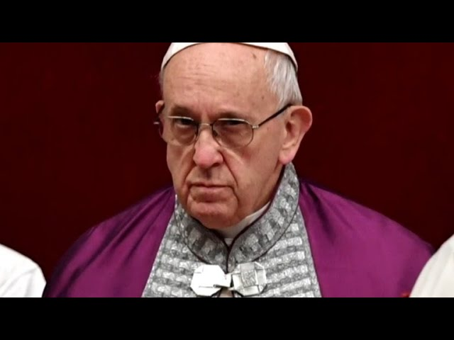 Pope issues letter condemning Catholic Church for covering up sexual abuse