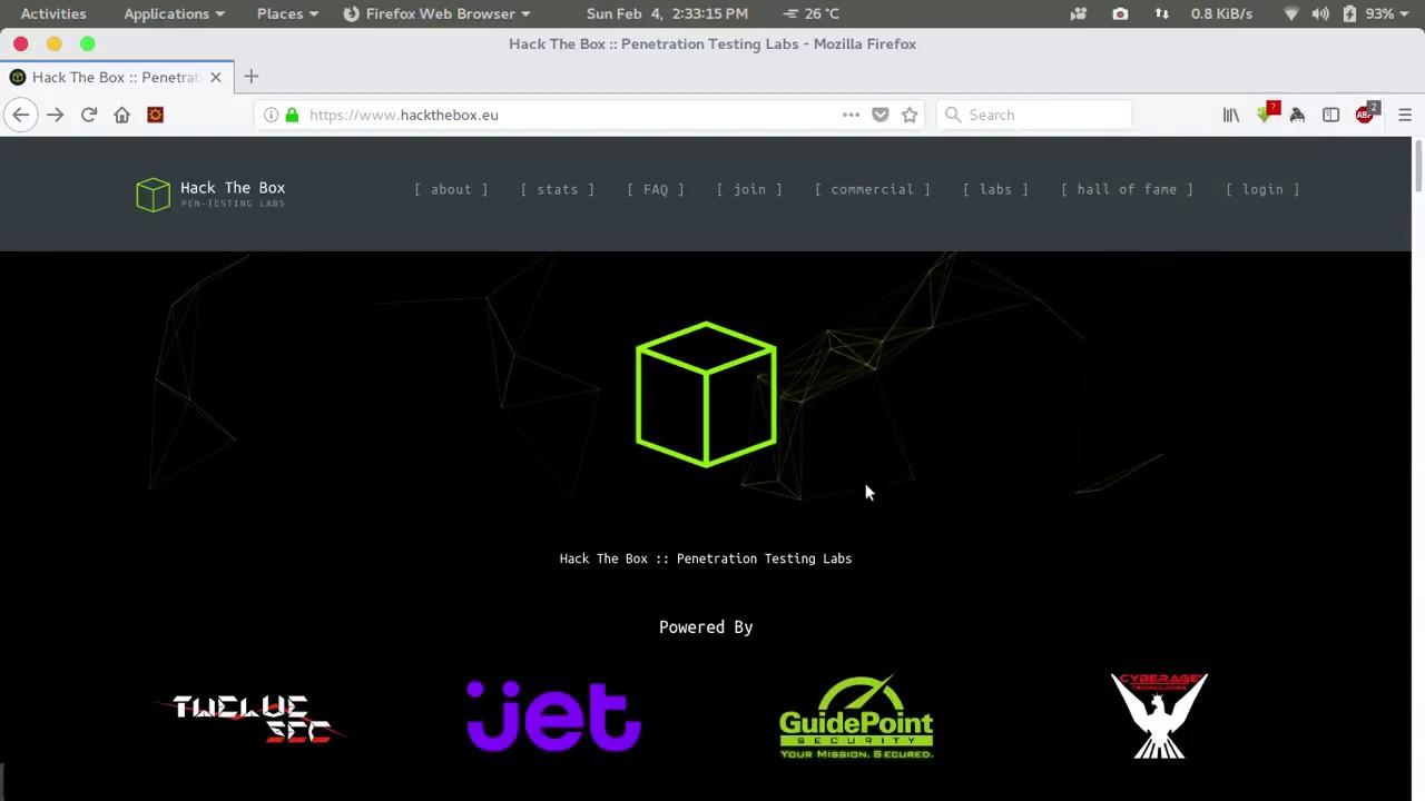 Hack The Box Self Invite Process YouTube