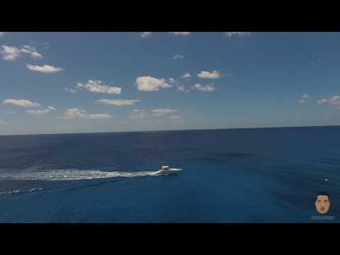 Phantom 4 Cinematic Shots in 4K |Grand Cayman|