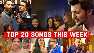 2019 Top 20 Songs This Week Hindi/Punjabi (January 27) | Latest Bollywood Songs 2019