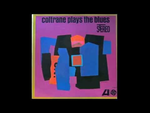 Coltrane Plays The Blues.