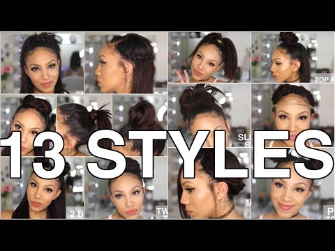 These 11 One Step Hairstyles For Straight Hair Will Spice Up Limp Locks Videos