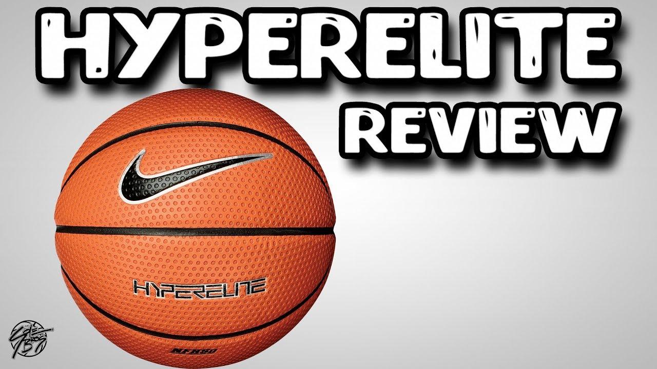 Nike Hyper Elite Basketball Review