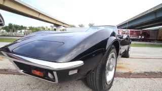 1968 Chevrolet Corvette Test Run