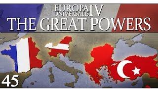 Europa Universalis IV - The Great Powers - Episode 45 ...Potato the Salty...